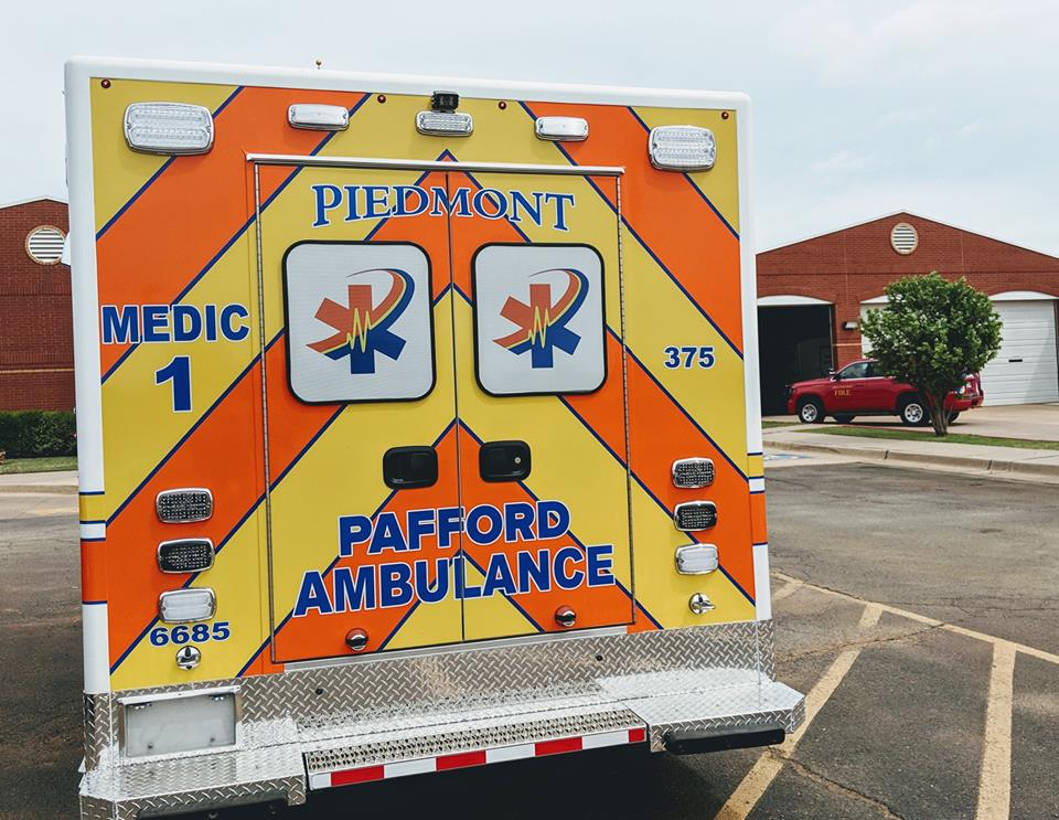 Pafford Ambulance