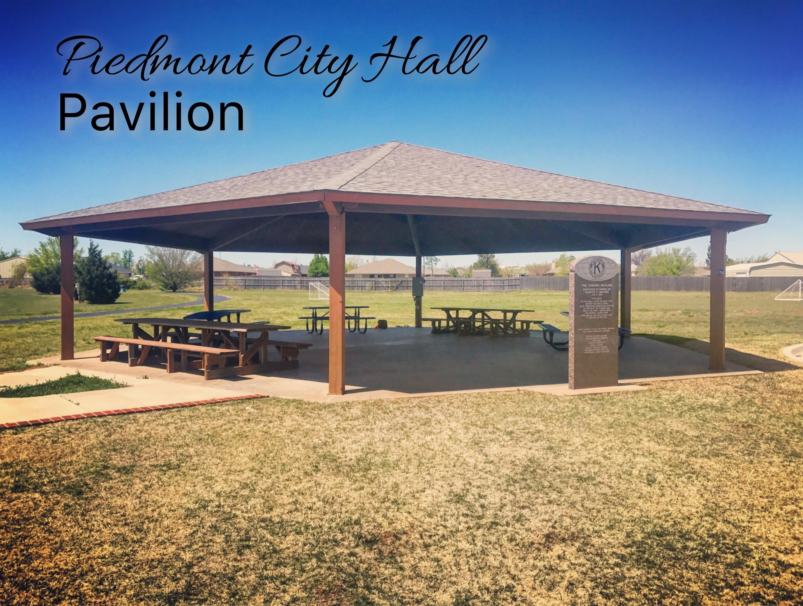 city hall pavilion